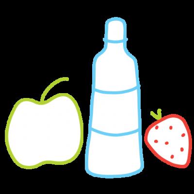 flesje appel